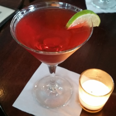Pomegranate Martini - Delish!