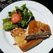 Traditional Cubano
