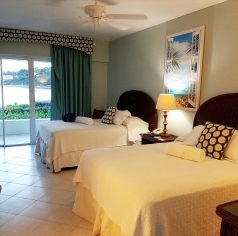 Our waterfront room