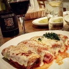 Eggplant Rollatini, Anthony's, Wall, NJ